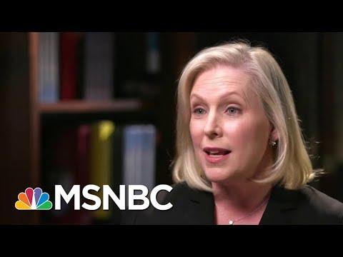 Mika: I Think Senator Kirsten Gillibrand Sees The Entire Picture | Morning Joe | MSNBC
