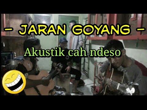 Jaran Goyang Nella karisma - Akustik Cover by:ulo weling