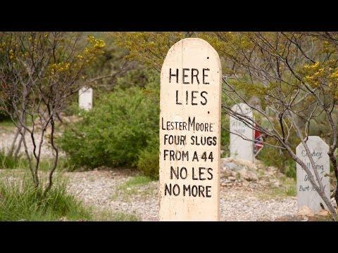 Boothill Graveyard - Tombstone, Arizona