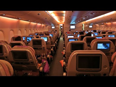 Emirates A380 Flight Review: Economy Class Dubai to Singapore EK354