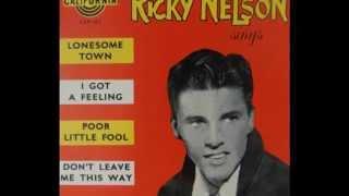 Ricky Nelson - Don
