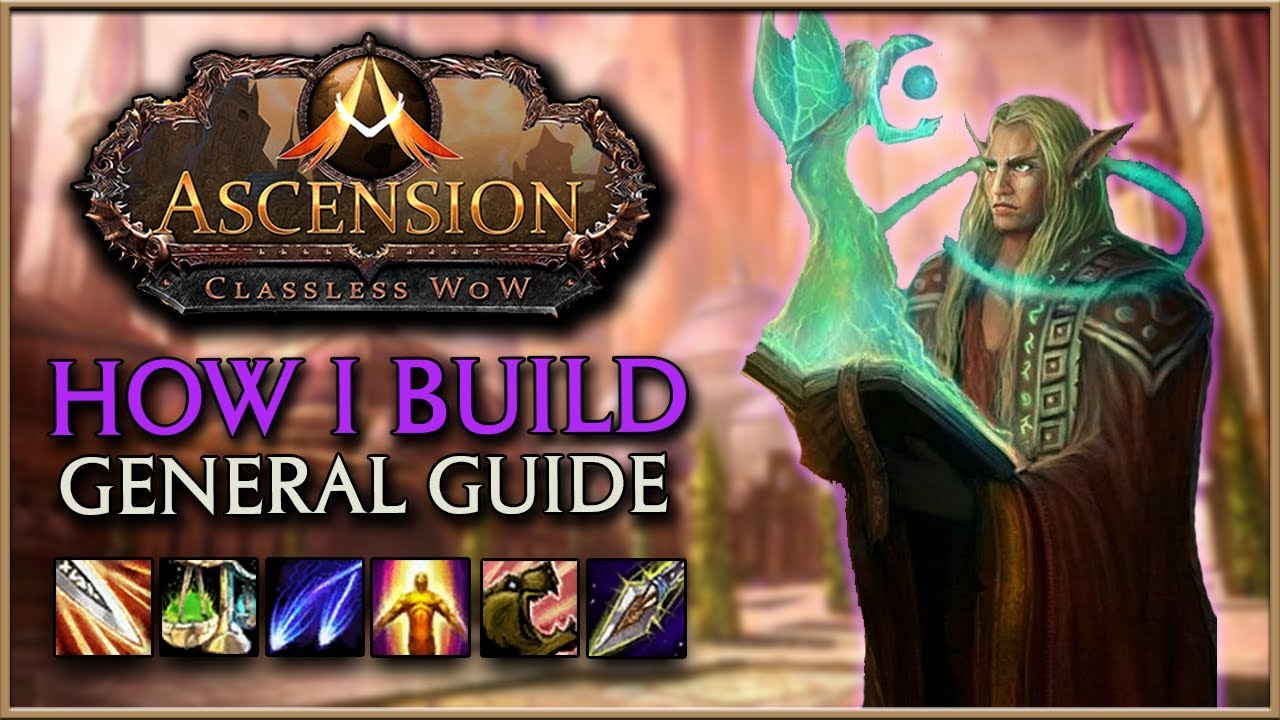 Project Ascension | My Build Making Process | An Arcane Example