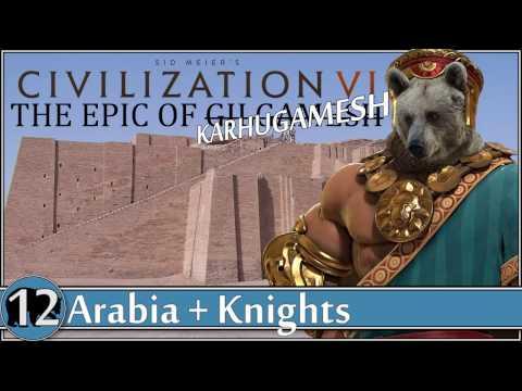 Civ 6 – Vol.1 (Sumeria): The Epic of Karhugamesh [Ep.12]