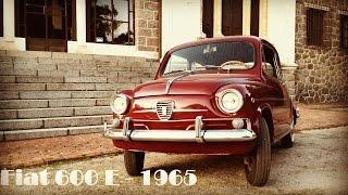 Мой Fiat 600