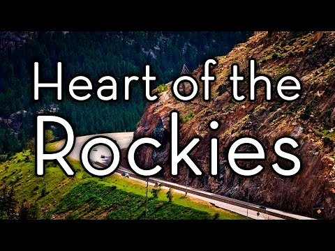 Heart of the Rockies [4k]