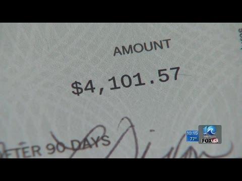 Church pays off $4,101 in delinquent school lunch bills in Chesapeake