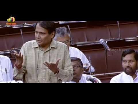 Suresh Prabhu About The New Developements that Are Being Done in Railways | Mango News