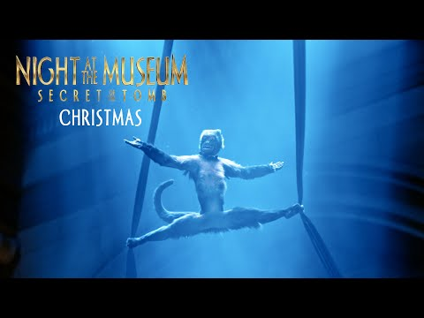 night-at-the-museum:-secret-of-the-tomb- -monkey-diva-featurette-[hd]- -fox-family-entertainment
