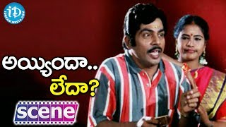 Ayyindha Ledha Movie - Brahmanandam, Babu Mohan Comedy Scene