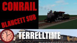 (ROBLOX) Special Trains On The Conrail Blancett Subdivision