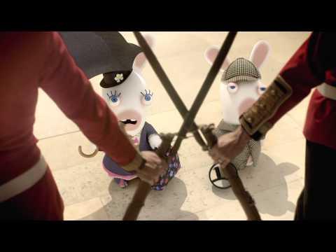 Rabbids invade the Royal Wedding [UK]