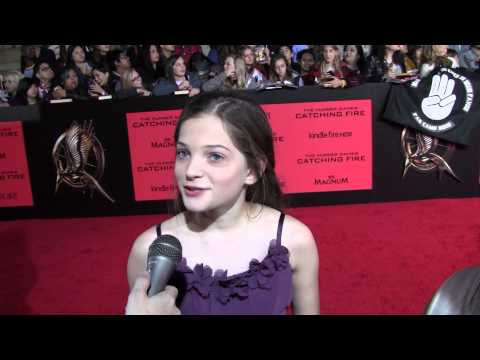 EXCLUSIVE: Erika Bierman talks THE HUNGER GAMES: CATCHING FIRE at the LA premiere