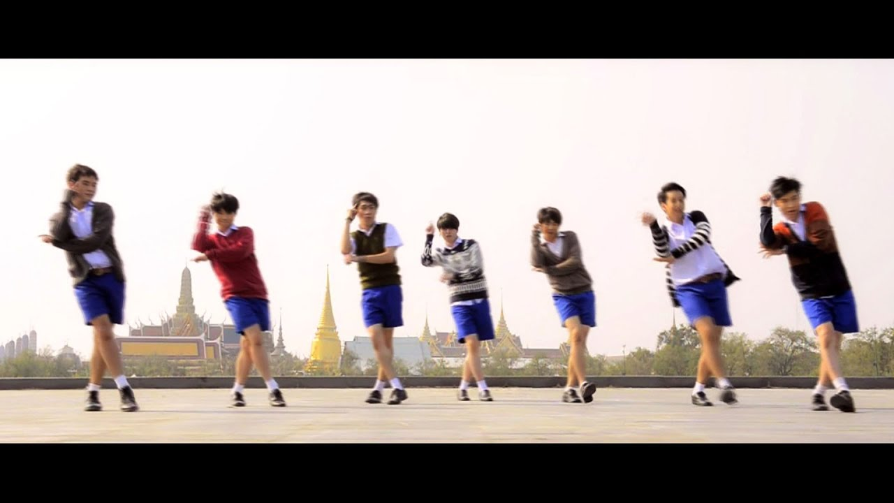Got7 - Magnetic (너란 Girl) Cover By DP Growth :: Thailand - YouTube