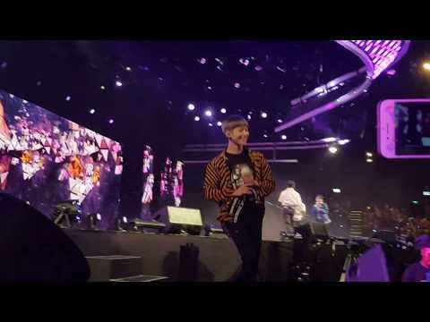 170804 SHINee 샤이니 - Beautiful 아름다워 @ Music Bank in Singapore
