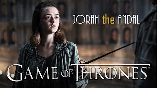 Game of Thrones - Arya Stark Suite (Seasons 1-6 Soundtrack)