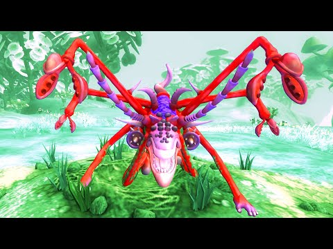 Evolving A Monster That Should Have Never Existed In Spore Galactic Adventures