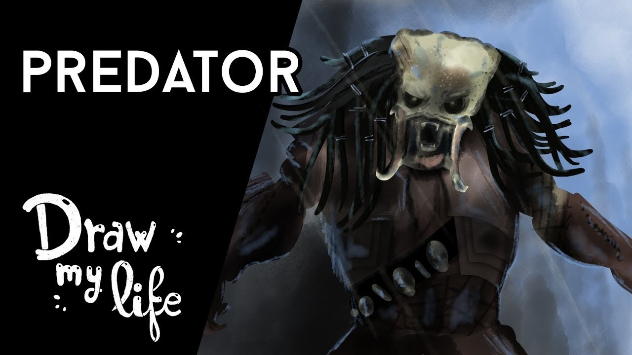 The history of Predator | Draw My Life