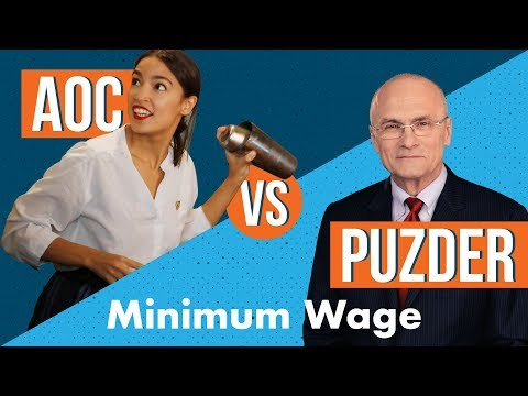 Preston Scott - WATCH! The $15 Minimum Wage