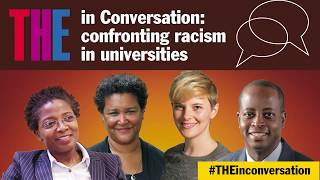 Confronting racism in higher education
