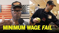 Amazon Raises Minimum Wage; Whole Foods CUTS Hours!