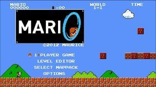 Mari0 - Mario mixed with Portal - Gameplay
