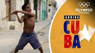 Gambar cover Cuatro Esquinas: The Basics of Street Baseball In Havana   Arriba Cuba