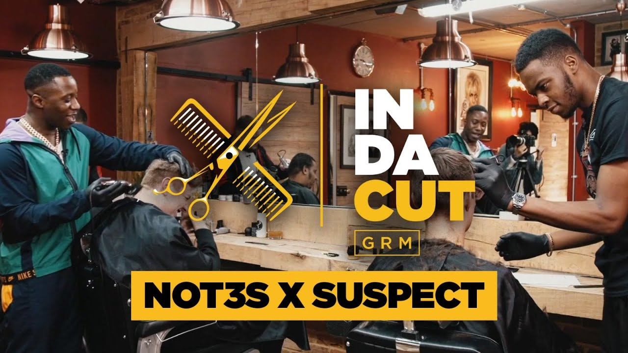 Not3s vs Suspect, In Da Cut S1:E5 GRM.