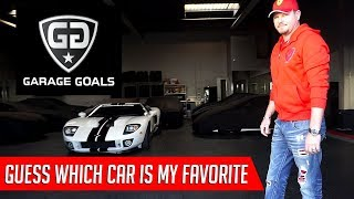 Gambar cover GARAGE GOALS' SICK CAR COLLECTION!!!