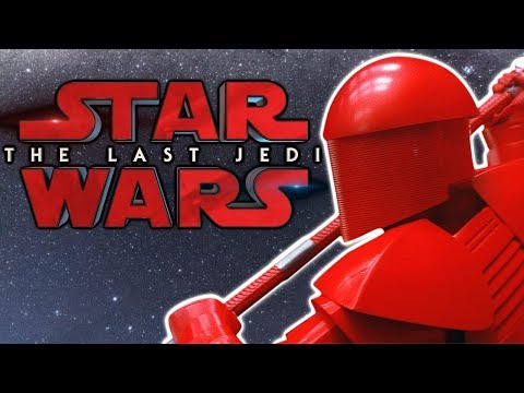 The Elite Praetorian Guard – Everything You Need to Know (The Last Jedi)