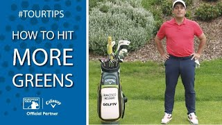 How to hit more greens with Francesco Molinari | Callaway Tour Tips