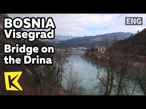 【K】Bosnia Travel-Visegrad[보스니아 여행-비쉐그라드]'드리나 강의 다리', 비쉐그라드/Bridge on the Drina/Novel/Nobel Prize