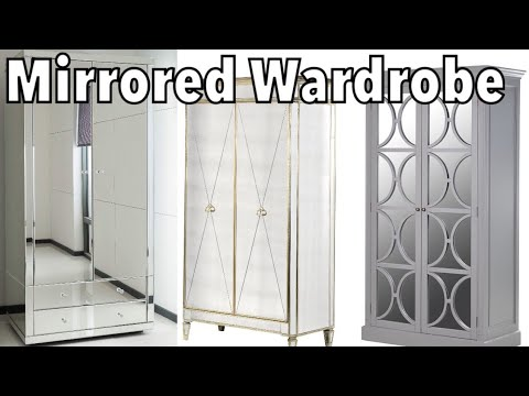 DIY Mirrored Wardrobe Super Easy And Cheap 2017 Room Decor | Home Decor