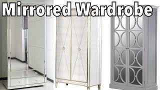 Diy Mirrored Wardrobe Super Easy And Cheap 2020 Room Decor Home Decor Ikea Hack Youtube