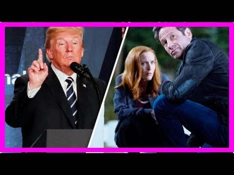 Fake News: Did Donald Trump steal his catchphrase from The X Files?