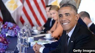President Obama's Approval Rating Hits 7-Month High