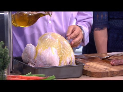 Wolfgang Puck's Thanksgiving Feast Recipes