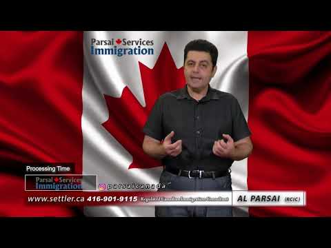 Processing Time - Canadian Immigration And Visa Applications