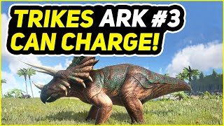 Let's Play ARK Survival Evolved Valguero! Episode 3