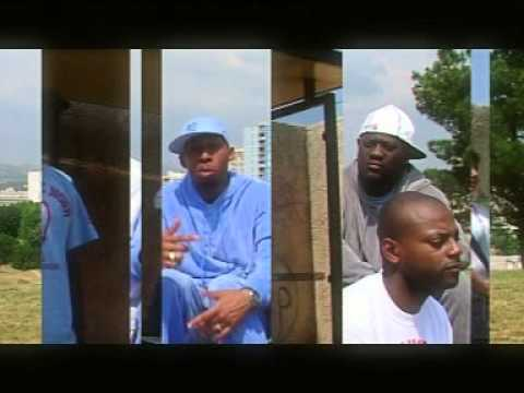 Puissance Nord -On Lâcheras Pas Le Ghetto- (clip officiel)