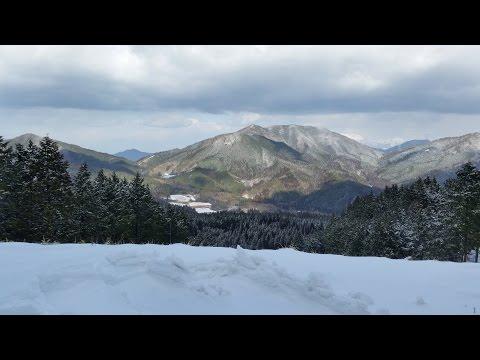 Ibuki no Sato Ski Resort, Niimi city, Okayama Pref.