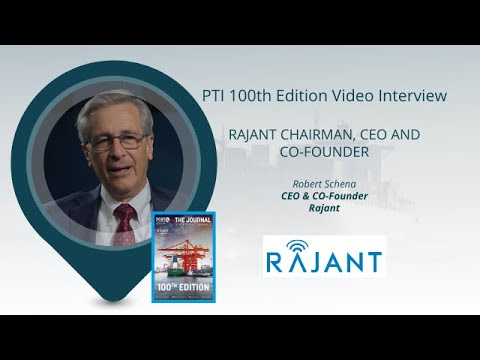 PTI 100th Edition Interviews: Rajant CEO