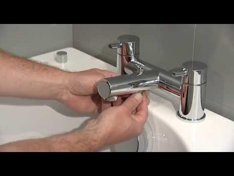 Bath shower mixer  Diverter maintenance and replacement