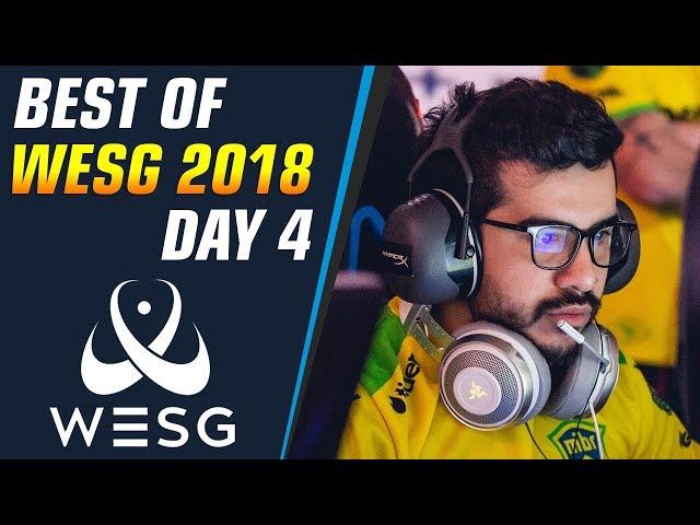 BEST OF WESG 2018 - DAY 4 (CS:GO)
