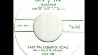 Mack Rice - Baby I