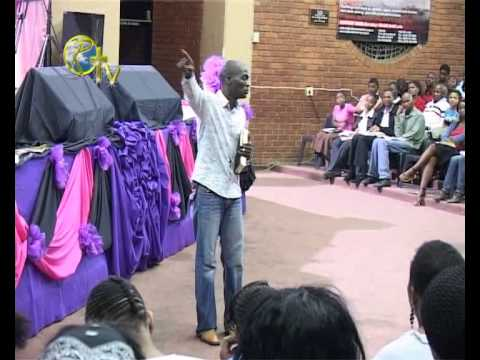 Lesego Daniel - Minor and Major Prophets Part 1