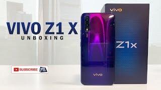 VIVO Z1 X Smartphone : भारत में हुआ लांच   Unboxing   Tech Tak