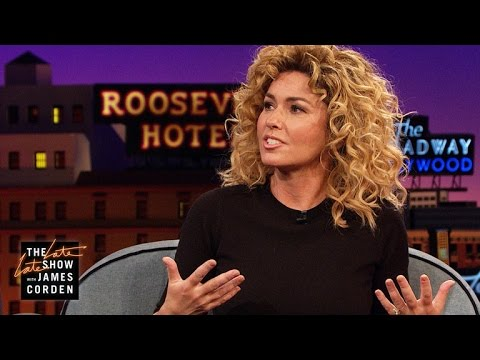Shania Twain Discovered Her Stage Fright Early