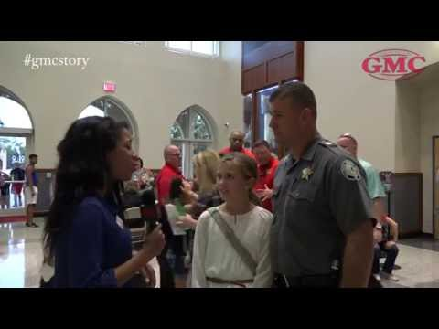 Georgia Military College Prep new student orientation 2016-2017