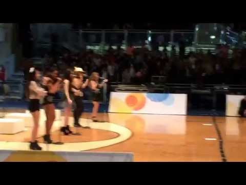 Fifth Harmony - One Wish at AT&T NCAA Show - Dallas, TX