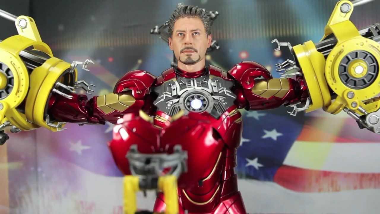 Iron Man 2 Tony Stark Toy   www.pixshark.com - Images ...